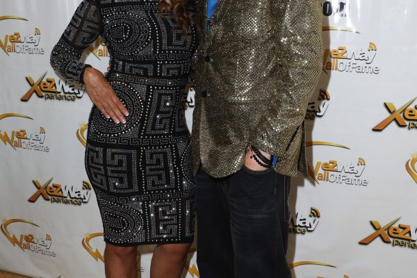Newport Beach, California, USA. 7th June, 2021. Tina D. Lewis and Eric Zuley attending the EZWay Network's 'From Zero to Wealth TV Show Celebration' held at a private location in Newport Beach, California. Credit:  Sheri Determan