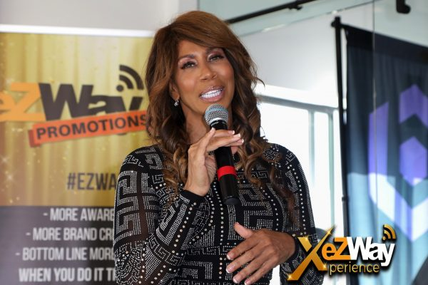 Newport Beach, California, USA. 7th June, 2021. Tina D. Lewis attending the EZWay Network's 'From Zero to Wealth TV Show Celebration' held at a private location in Newport Beach, California. Credit:  Sheri Determan