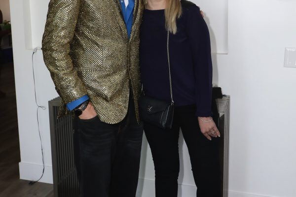 Newport Beach, California, USA. 7th June, 2021. Eric Zuley and Hannah Horenstein attending the EZWay Network's 'From Zero to Wealth TV Show Celebration' held at a private location in Newport Beach, California. Credit:  Sheri Determan